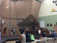 NMSU Climbing Wall